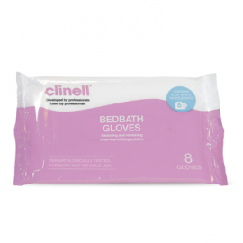 CLINELL BEDBATH GLOVES
