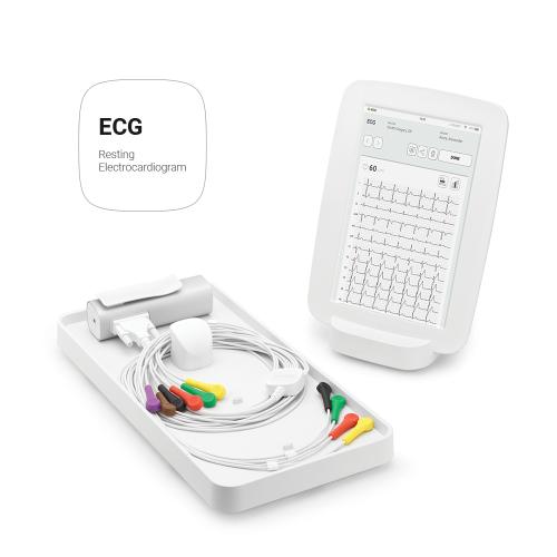 MESI mTABLET ECG (Electrocardiograma)